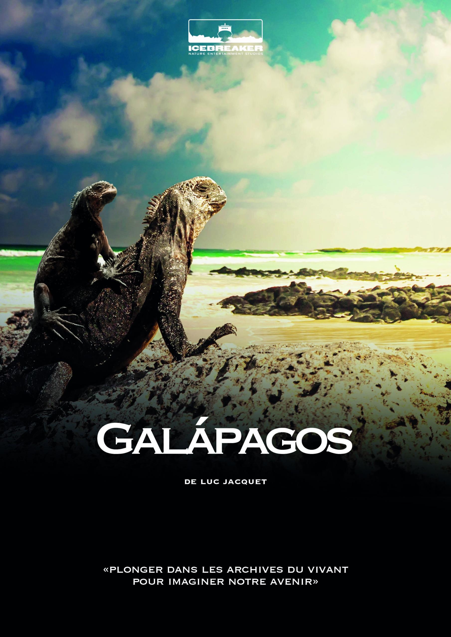Galapagos par Luc Jacquet