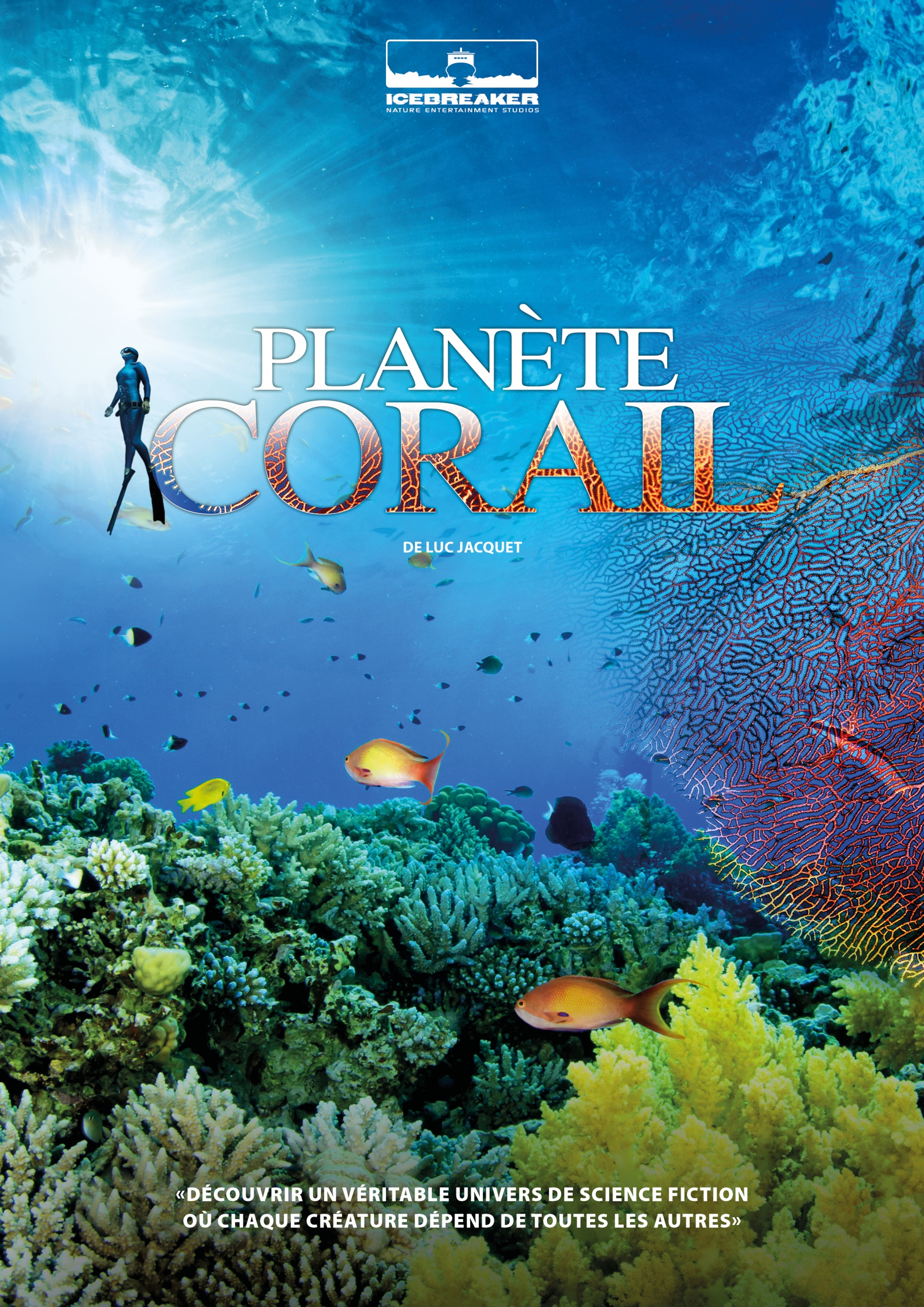 Corail par Luc Jacquet
