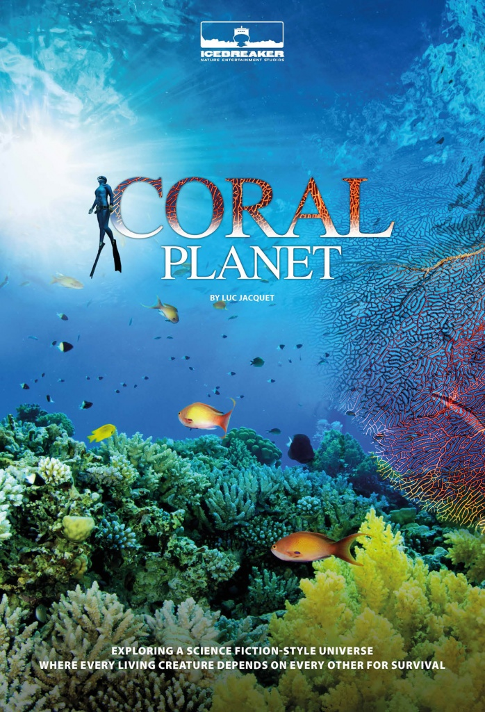 coral planet poster